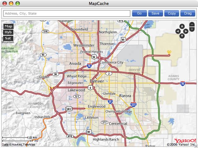 Nigerian IT experts launch Nigerian version of Google map IT