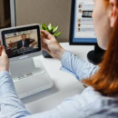 Cisco debuts Android tablet PC