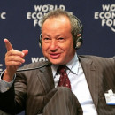 "Orascom drops as Sawiris ""not optimistic"" on Algeria"