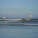 WACS Landing in pictures