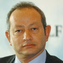Orascom chairman Sawiris steps down