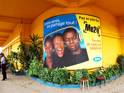 MTN registers 80% of its customers (image credit: MTN)