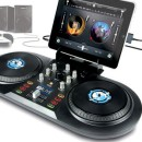 Turn your iPad into a portable DJ controller