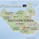 Google maps out Southern Sudan