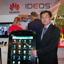 Huawei faces severe competition