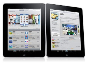Apple's highly-successful iPad 2 (image: Apple)