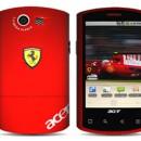 Acer reveals Ferrari phone
