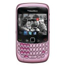 BlackBerry Curve goes pink