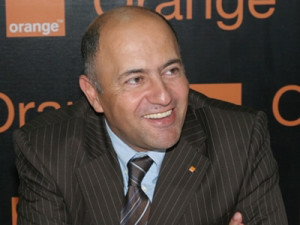 Mickael Ghossein, Telkom Kenya CEO (image source: file photo)
