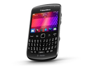 Research In Motion's BlackBerry Curve 9360 (image: RIM)