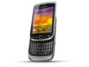 Research In Motions new BlackBerry Torch 9810 smartphone (image: RIM)