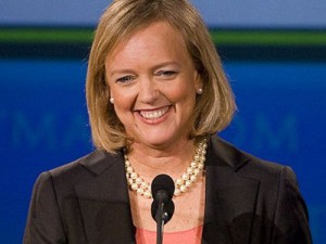Meg Whitman, HP president and chief executive officer (image: HP)