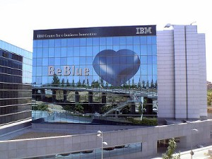 IBM signed this week five contracts with Kenya's largest banks in an effort to provide new IT services (image: Forbes)