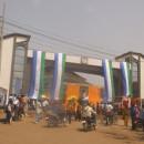 Africell earn Sierra Leone president's praises