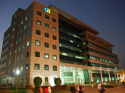 CA Technologies office building Hydrabad (IT News Africa)