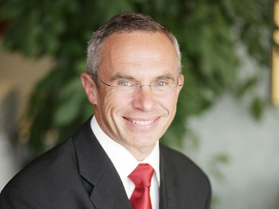 Vodacom CEO Pieter Uys