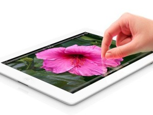 Apple announced the new iPad will arrive in South Africa on 27 April (image: Apple)