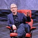 """We're going to double-down on secrecy"" – Apple's Tim Cook"