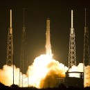 Dragon rising: SpaceX flight takes to the sky