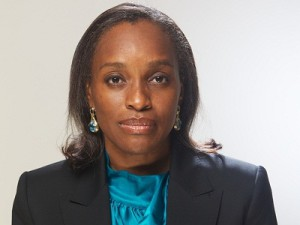 Nigeria's Minister of Communications Technology Omobola Johnson (image: file)