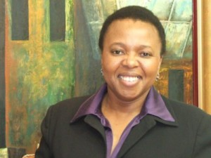 Telkom Group CEO, Ms Nombulelo Moholi. (Image: File)