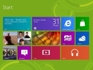 Microsoft's Windows 8 operating system will have some added functionality (image: Microsoft)