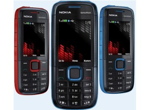 Nokia's XpressMusic 5130 is generally regarded as the most successful phone in Africa (image: Nokia)