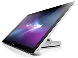 Lenovo's new IdeaCentre A520 (image: Lenovo)
