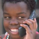 45% of Rwandans have access to mobile phones