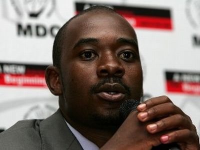 "Chamisa pushes ICT sector to ""the next level"" by 2015"