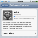 Apple's new iOS 6 – a full list of changes
