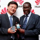 Huawei Launches Ascend P1 smartphone in Kenya