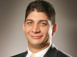 Newly-appointed Vodacom CEO, Shameel Joosub (image: Vodacom)
