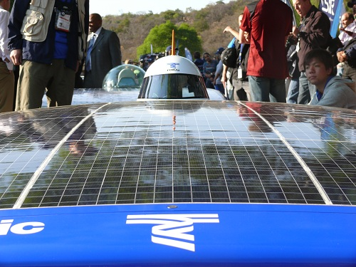 Solar Challenge (1)