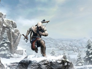 Assassins Creed III is the most pre-ordered game in Ubisofts history (image: Ubisoft)
