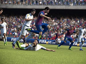 A screenshot of FIFA 13 (image: EA)