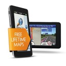 Garmin SA provides free lifetime maps