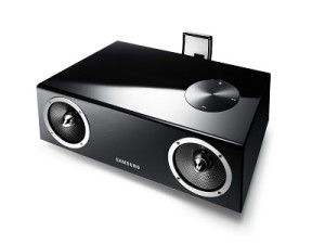 Samsung's Wireless Audio with Dock (image: Samsung)