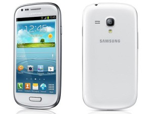 Samsung Electronics has officially unveiled the Galaxy S III mini (image: Samsung)