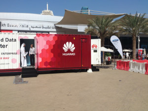 Huawei demonstrates LTE (image: file photo)