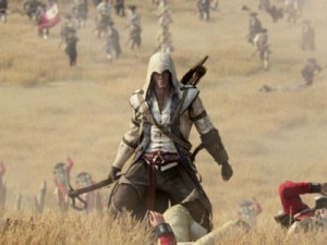 A screenshot from Ubisoft's Assassin's Creed 3 (image: Ubisoft)
