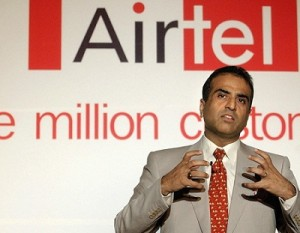 Wireless Intelligence 'scoreboard' has rated Bharti Airtel as the fourth largest mobile operator in the world. (Image: Google/telcoma.in)