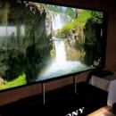 Sony unveils 84-inch 4K Bravia television