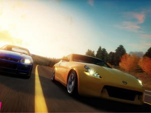 A screenshot of the in-game graphics or Forza Horizon (image: Turn 10)