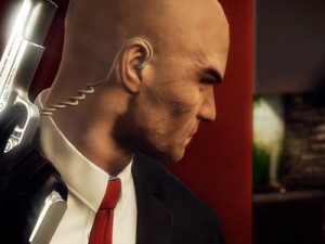 Agent 47 wanted to see what all the fuss was about... (image: Ubisoft)