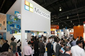 Microsoft has announced the launch of a brand new program focused on providing support, benefits and tools for the small and medium businesses (image: GITEX)