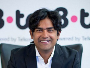 Amith Maharaj, 8ta Senior Managing Executive (image: 8ta)