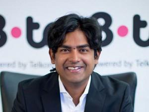 Amith Maharaj, 8ta Senior Managing Executive (image: 8ta)