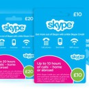 Skype releases pre-paid calling cards