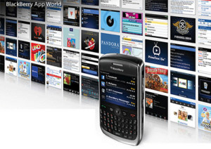 Facebook v3.3 for BlackBerry smartphones is now available on the BlackBerry App World (image: BlackBerry)